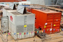 AC690V-14700KVA Marine Load Bank For CSSC Guangzhou Huangpu