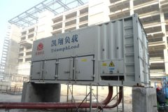 AC10.5kV-2400kW High Voltage AC Load Bank For Shanghai Rural