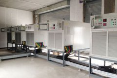 AC400-2500KW Intelligent Load Bank for Baidu (Yangquan) Clou