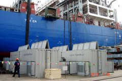 AC6.6kV-14400KW load banks for Jiangsu New